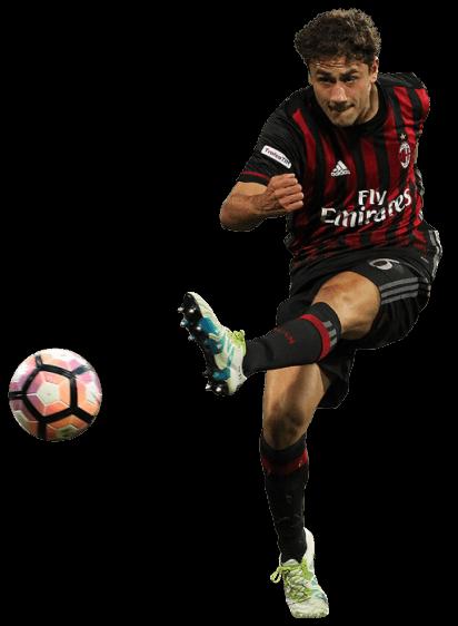 Ac Milan Player Png