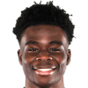 Bukayo SAKA Photo